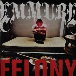 FELONY Audio CD, EMMURE, CD