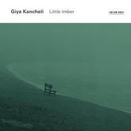 LITTLE IMBER NEDERLANDS KAMERKOOR, RASCHER SAXOPHONE QUARTET Audio CD, GIYA KANCHELI, CD