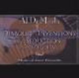 DIABOLIC INVENTIONS VOL.1 'MUSIC OF ASTOR PIAZZOLLA' AL DI MEOLA, CD