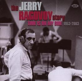 JERRY RAGOVOY STORY .TIME IS ON MY SIDE 1953-2003 Audio CD, V/A, CD