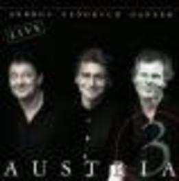 AUSTRIA 3 AKA WOLFGANG AMBROS+REINHARD FENDRICH Audio CD, AUSTRIA 3, CD