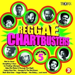 REGGAE CHARTBUSTERS VOL.5 Audio CD, V/A, CD