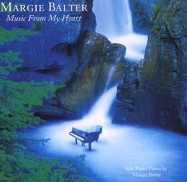 MUSIC FROM MY HEART Audio CD, MARGIE BALTER, CD