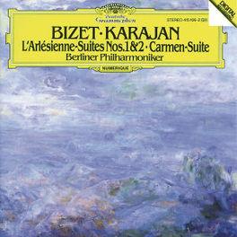 L'ARLESIENNE/SUITE BP/KARAJAN Audio CD, BIZET/CARMEN, CD