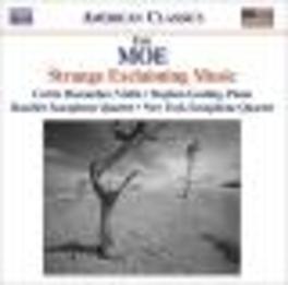 STRANGE EXCLAIMING MUSIC Audio CD, MOE, CD