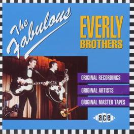 FABULOUS -12 TR.- Audio CD, EVERLY BROTHERS, CD