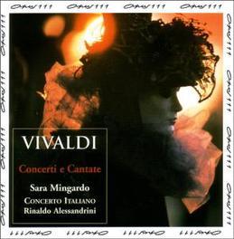 CONCERTI & CANTATE CONCERTO ITALIANO/RINALDO ALESSANDRINI A. VIVALDI, CD