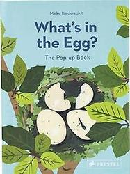 What's in the Egg?: Pop-Up...