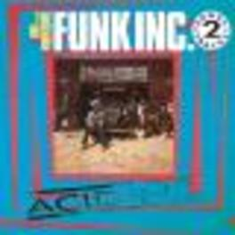BEST OF FUNK INC. CD HAS 2 BONUS TR Audio CD, FUNK INC., CD