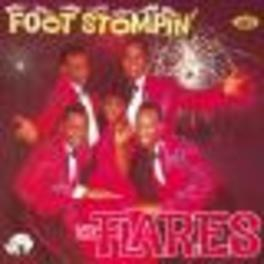 FOOT STOMPIN' 26 TRACKS INCL. 3 PREVIOUSLY UNISSUED Audio CD, FLARES, CD