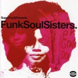 FUNK SOUL SISTERS -20TR- CLASSIC AND RARE FEMALE FUNK V/A, LP