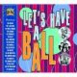 ESSENTIAL DOO WOP-LET'S.. ..HAVE A BALL *DIGIPACK* Audio CD, V/A, CD
