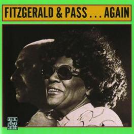 FITZGERALD & PASS AGAIN Audio CD, FITZGERALD, ELLA & PASS, CD