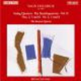 STRING QUARTETS VOL.2 KONTRA QUARTETT V. HOLMBOE, CD
