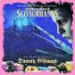 EDWARD SCISSORHANDS Audio CD, OST, CD