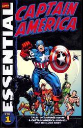 Essential Captain America...