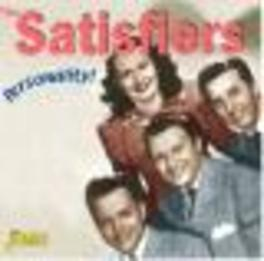 PERSONALITY FAMOUS'40S&'50S VOCAL GROUP Audio CD, SATISFIERS, CD