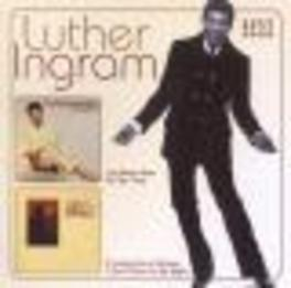 I'VE BEEN HERE/IF LOVING. .. TIME/IF LOVING IS WRONG I DON'T Audio CD, LUTHER INGRAM, CD