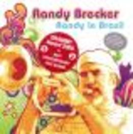 RANDY IN BRASIL *DIGI* Audio CD, RANDY BRECKER, CD