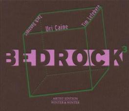 BEDROCK MIXING JAZZ & DRUM 'N BASS! Audio CD, URI CAINE, CD