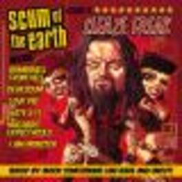 SLEAZE FREAK Audio CD, SCUM OF THE EARTH, CD