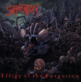 EFFIGY OF THE FORGOTTEN Audio CD, SUFFOCATION, CD