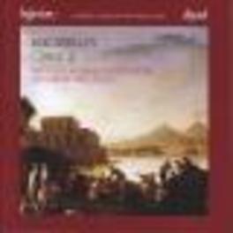 SONATAS OP.4 RAGLAN BAROQUE PLAYERS/WALLFISCH Audio CD, LOCATELLI, CD