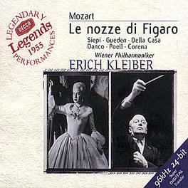 LE NOZZE DI FIGARO W/SIEPI, DELLA CASA, WIENER PHILHARMONIKER, KLEIBER Audio CD, W.A. MOZART, CD