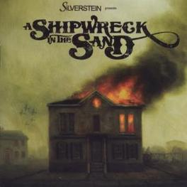 A SHIPWRECK IN THE SAND Audio CD, SILVERSTEIN, CD