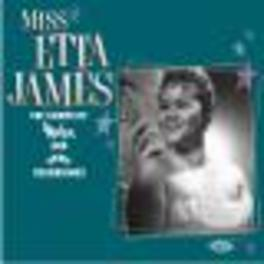 COMPLETE MODERN & KENT.. ..RECORDINGS Audio CD, ETTA JAMES, CD