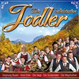 DIE BELIEBTESTEN JODLER V/A, CD