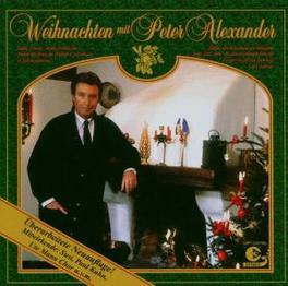 WEIHNACHTEN MIT Audio CD, PETER ALEXANDER, CD
