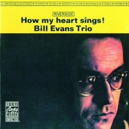 HOW MY HEART SINGS Audio CD, BILL EVANS, CD