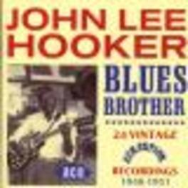 BLUES BROTHER -24 TR.- 1948-1951 INCL.2 VERSIONS OF 'BOOGIE CHILLEN' Audio CD, JOHN LEE HOOKER, CD