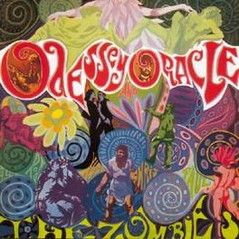 ODESSEY & ORACLE THE ENTIRE ALBUM IN ITS STEREO MIX, FOLLOWED BY Audio CD, ZOMBIES, CD