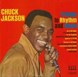 TRIBUTE TO RHYTHM & BLUES Audio CD, CHUCK JACKSON, CD