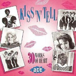KISS'N'TELL 30 GIRL GROUP TRACKS Audio CD, V/A, CD