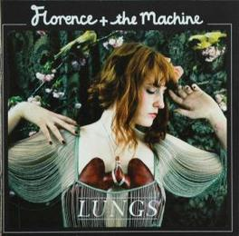 LUNGS ENHANCED Audio CD, FLORENCE & THE MACHINE, CD