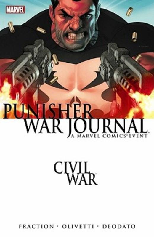 Civil War: Punisher War Journal. Punisher War Journal, Mike Deodato, Paperback