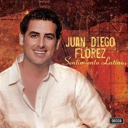 SENTIMIENTO LATINO PERUVIAN TENOR STAR/WORKS:ESTRADA/LECUONA/MENENDEZ Audio CD, JUAN DIEGO FLOREZ, CD