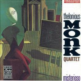 MISTERIOSO Audio CD, THELONIOUS MONK, CD