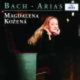 ARIAS M.KOZENA/MUSICA FLOREA/M.STRYNCL Audio CD, J.S. BACH, CD