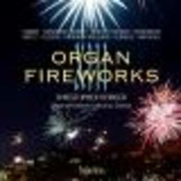 ORGAN FIREWORKS VOL.12 WORKS BY WEITZ/BOURGEOIS/RINCK Audio CD, CHRISTOPHER HERRICK, CD
