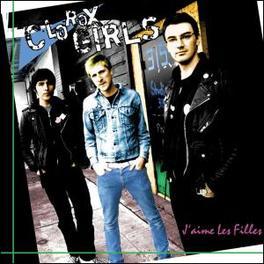 J'AME LES FILLES (CG3) HIGH-ENERGY LATE 70'S LA-STYLE PUNK Audio CD, CLOROX GIRLS, CD