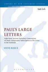Paul's Large Letters