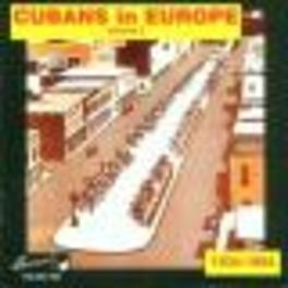 CUBANS IN EUROPE 3 1934-1954 W/ORQUESTA TIPICA CUBANA/DON MARINO BARRETO Audio CD, V/A, CD