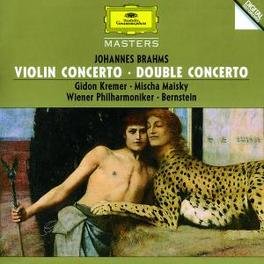 VIOLIN CONCERTODOUBLE CO WP/BERNSTEIN Audio CD, J. BRAHMS, CD