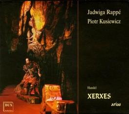 XERXES ARIAS ...KUSIEWICZ Audio CD, JADWIGA/PIOTR KUSI RAPPE, CD