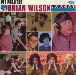 PET PROJECTS Audio CD, BRIAN PRODUCTIONS WILSON, CD