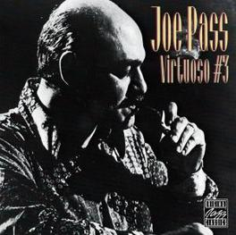 VIRTUOSO *3 Audio CD, JOE PASS, CD